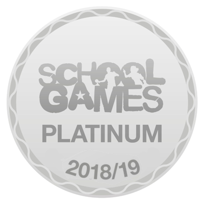 School Games Platinum